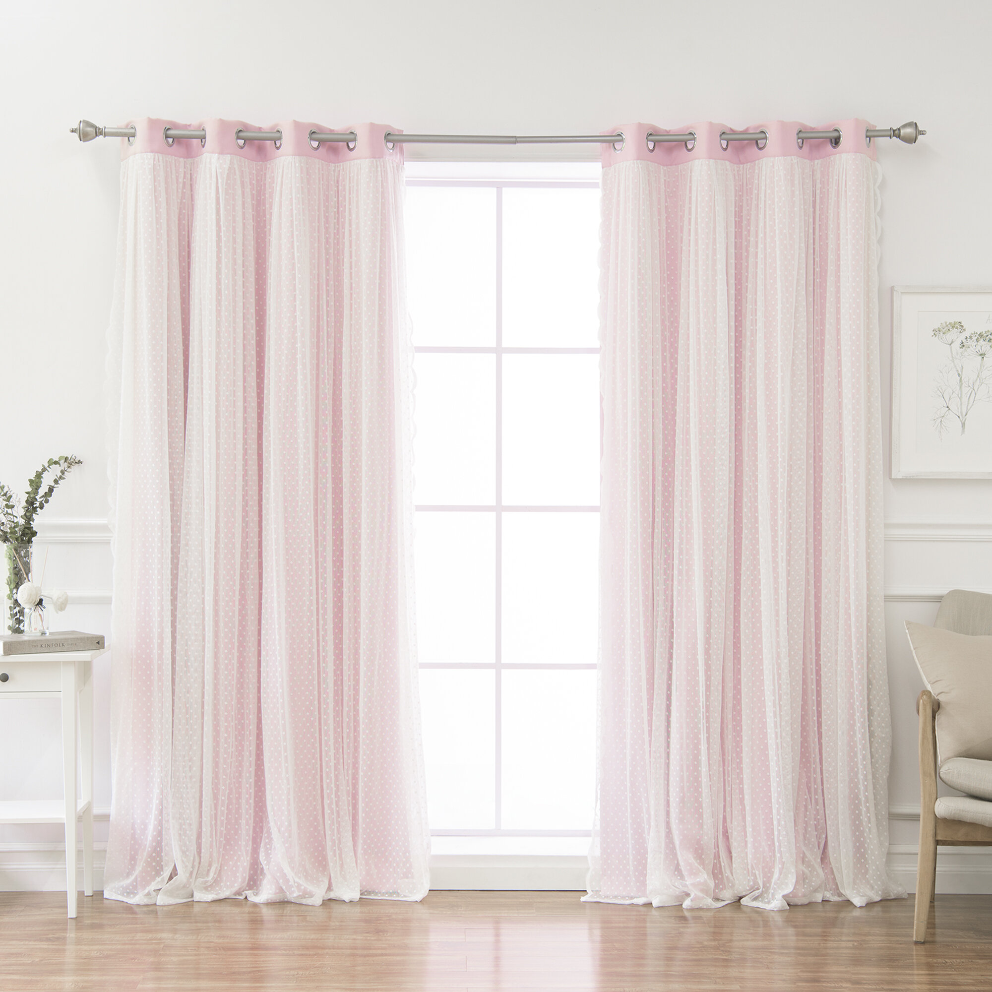 holland solid blackout thermal grommet curtain panels reviews