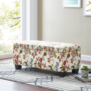 Astounding Floral Flower Red Storage Ottomans Youll Love In 2019 Gmtry Best Dining Table And Chair Ideas Images Gmtryco
