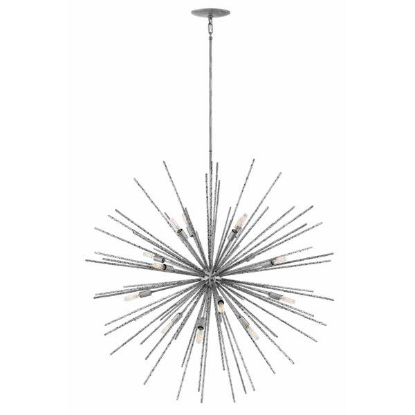 Tryst 16 Light Sputnik Chandelier