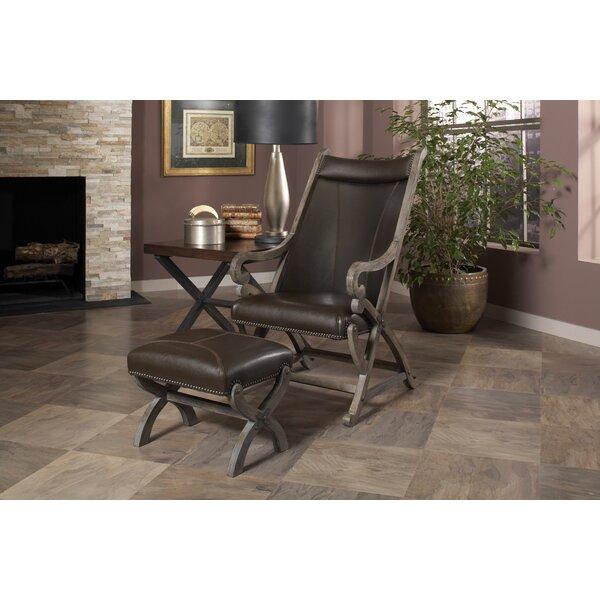 Merveilleux Largo Hunter Chair And Ottoman U0026 Reviews | Wayfair