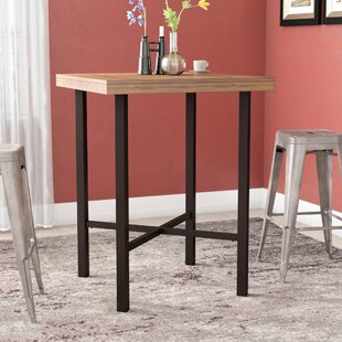 Industrial Bar Top Table Wayfair