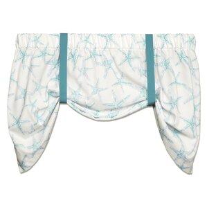 Tie-Up Tier Valances & Kitchen Curtains You\'ll Love   Wayfair