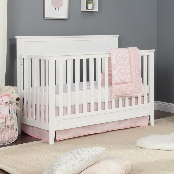 25c9ff5b3 Carter's Connor 4-in-1 Convertible Crib & Reviews | Wayfair