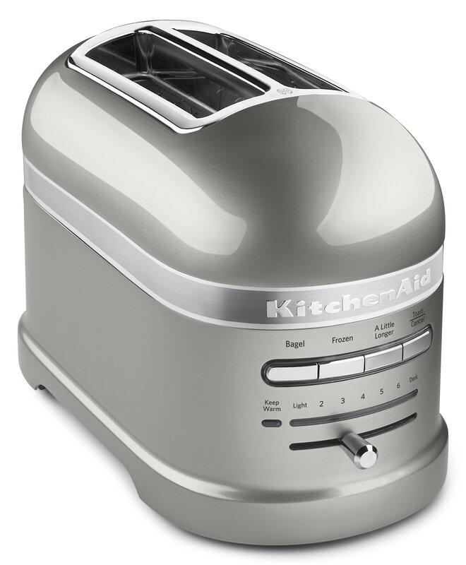 KitchenAid Pro Line 2 Slice Automatic Toaster & Reviews