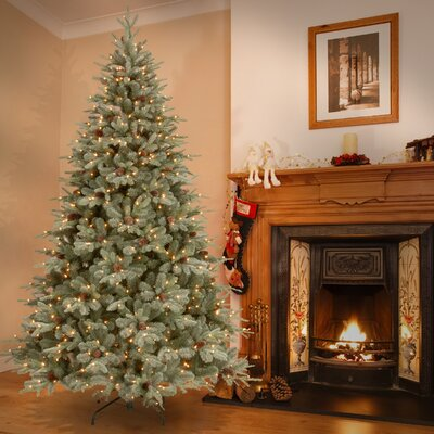 National Tree Co Wispy Willow 7 5' Green Artificial Christmas  - Wispy Willow Christmas Tree