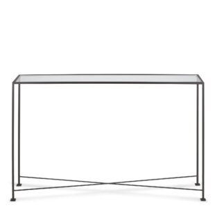 Diversey Glass Console Table