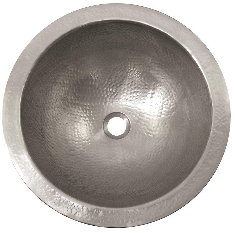 The Copper Factory Metal Circular Undermount