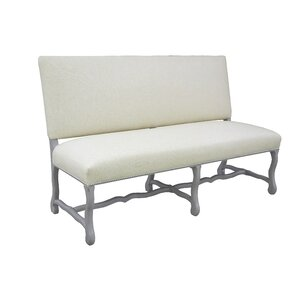 Toscana Upholstered Bench by Montage Home Collection