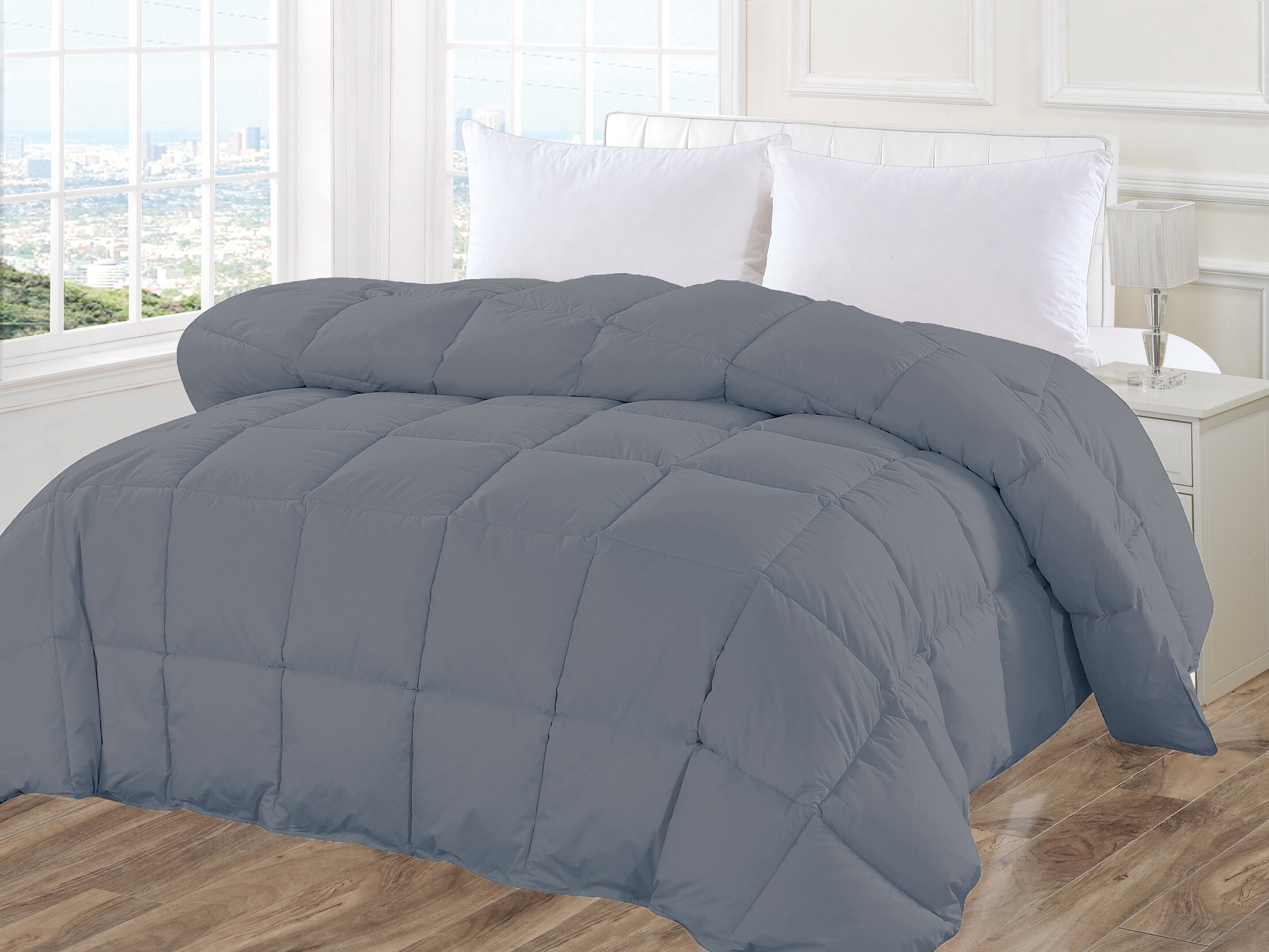 700 Fill Power All Season Down Comforter Reviews
