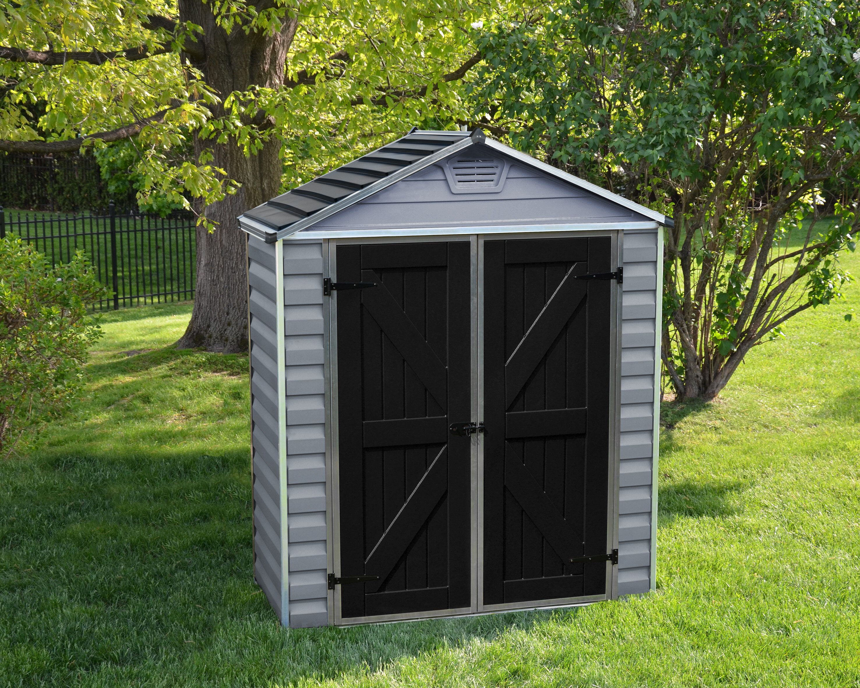 shipping home product shed sheds overstock lifetime for today free garden ramp