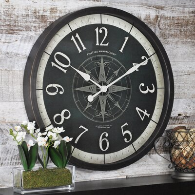 Wall Clocks You Ll Love Wayfair