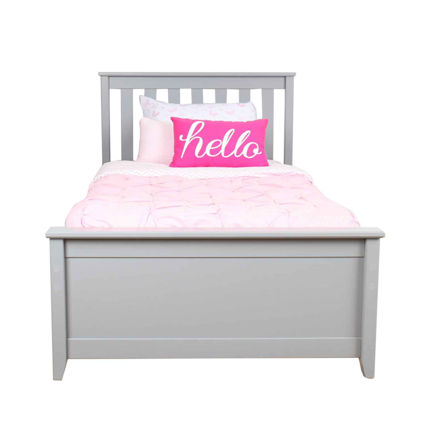 Max \u0026 Lily Twin Platform Bed Reviews | Wayfair