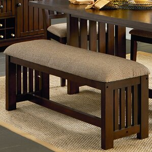 Hercules Upholstered Bench by Darby Home Co