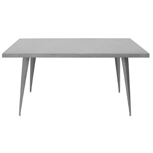 Metal Dining + Kitchen Tables