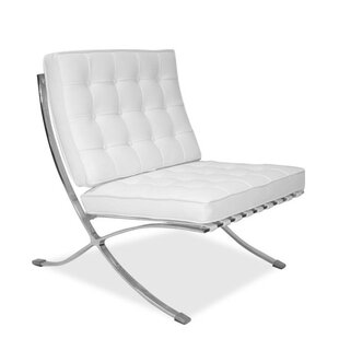 white leather chairs you ll love wayfair