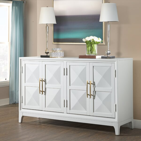 Curved Front Sideboard | Wayfair ca