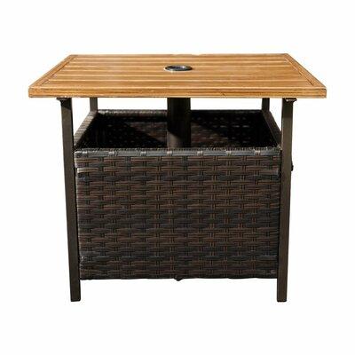 New Flatiron Wicker Side Table In 2019 - Latest resin wicker side table Luxury