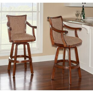 Burlin 30 Swivel Bar Stool