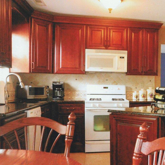 Century Home Living 42 H X 30 W Kitchen Wall Cabinet Wayfair