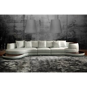 Cordes Rounded Corner Sectional by Orren Ellis