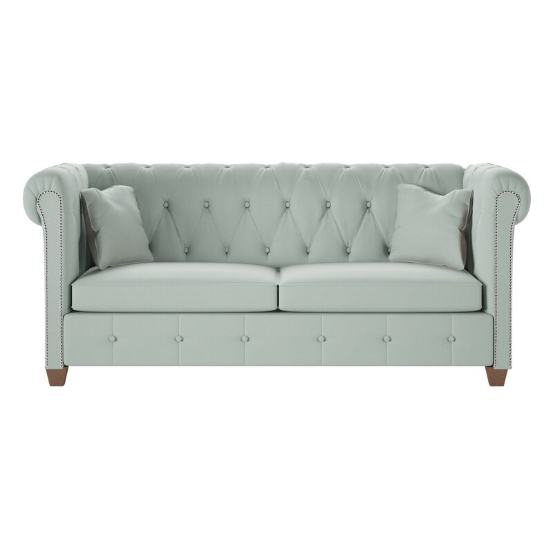 Cream Chesterfield Sofa