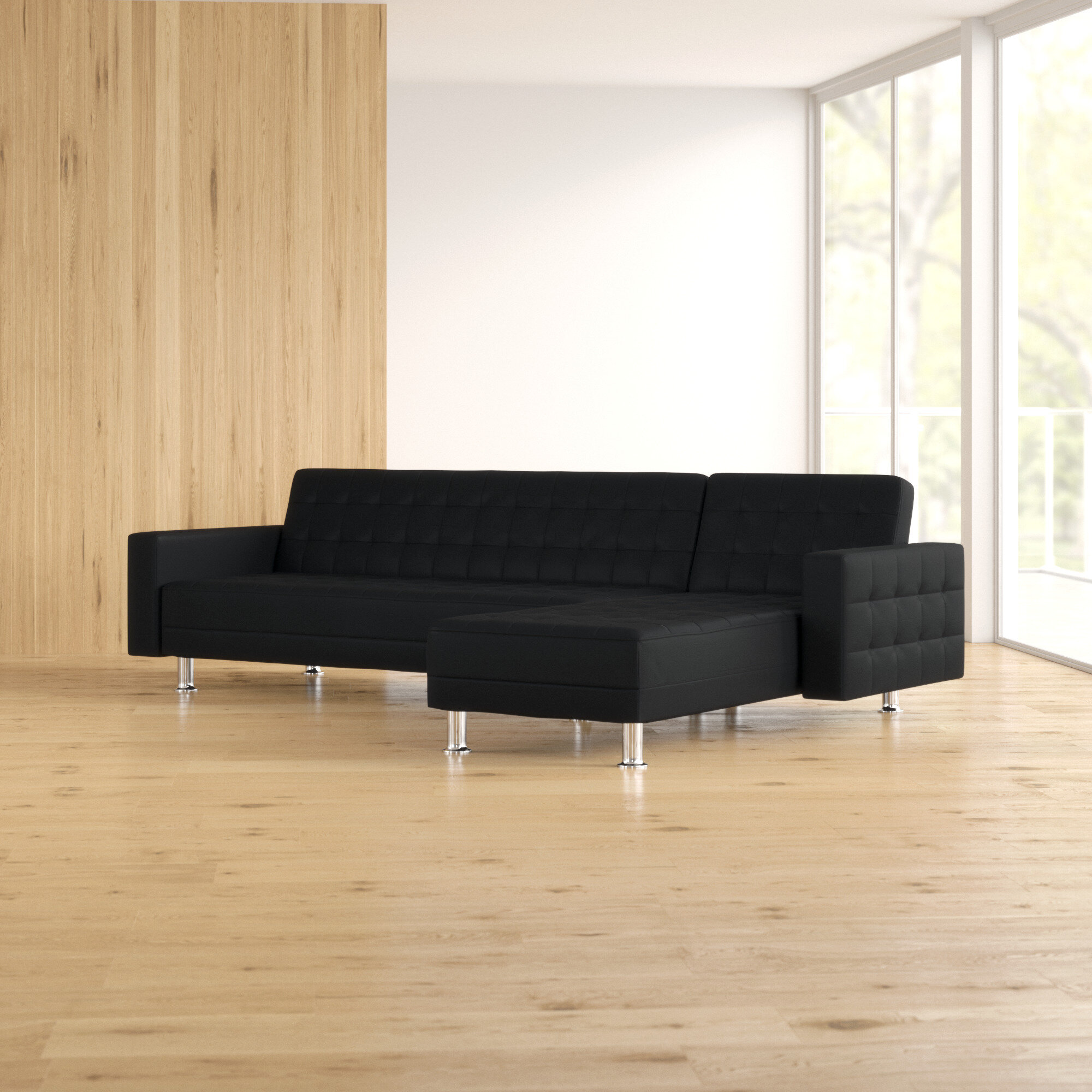 Superb Feather Down Sectional Sofa Wayfair Download Free Architecture Designs Scobabritishbridgeorg