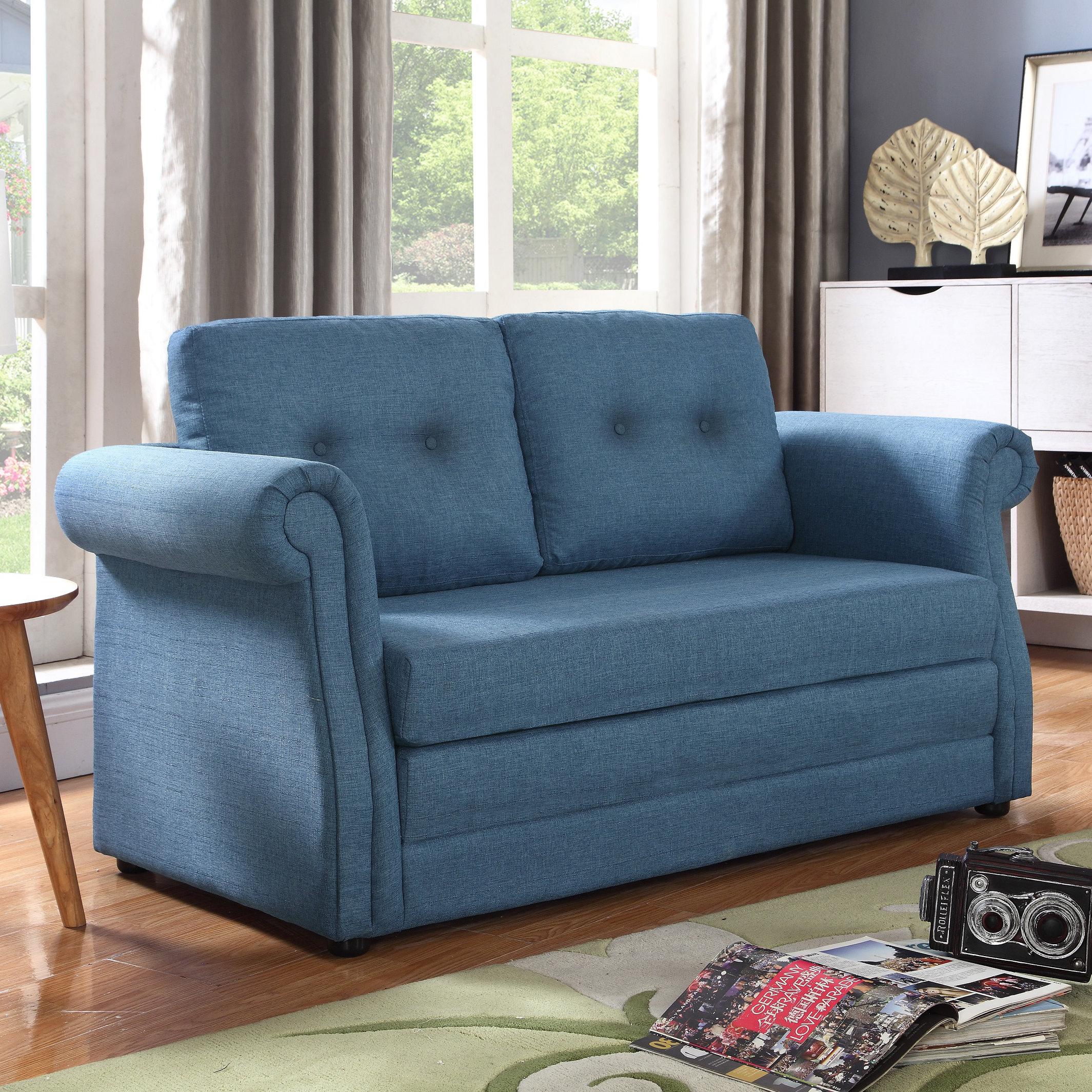 container sleeper sofa reviews wayfair