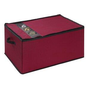 christmas ornament storage box - Wreath Storage Box