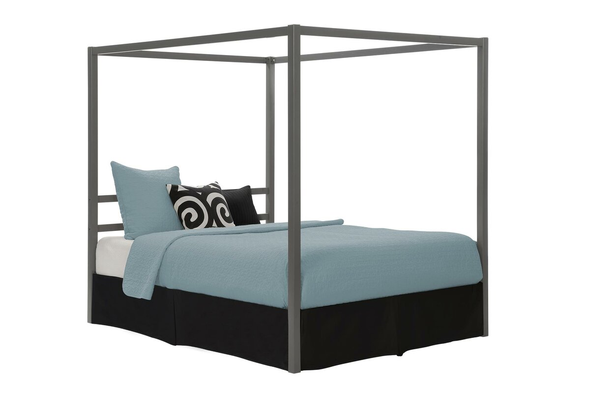 . Metal Beds You ll Love   Wayfair