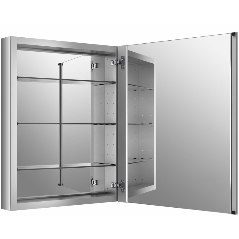 Verdera 24 X 30 Recessed Or Surface Mount Medicine Cabinet