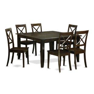 Pilning 7 Piece Dinning Set