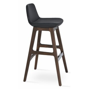 Napoli Wood 24 Bar Stool