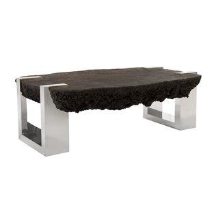 River Rock Coffee Table Wayfairca - River rock coffee table