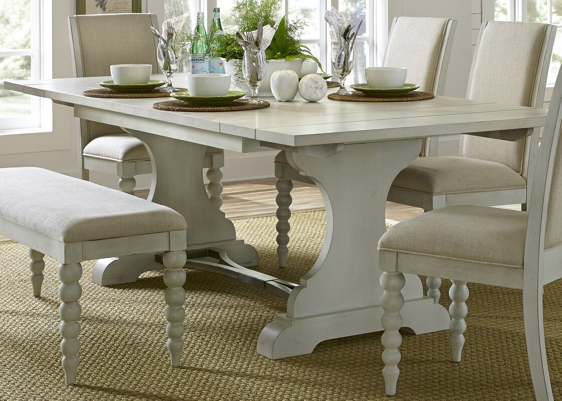 Lark Manor Saguenay Trestle Dining Table amp Reviews Wayfair : SaguenayTrestleDiningTable from www.wayfair.com size 1120 x 800 jpeg 218kB
