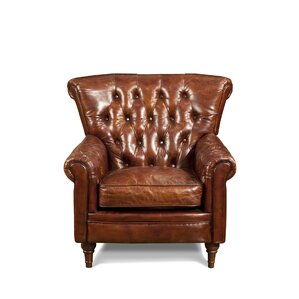 spence wing back chair