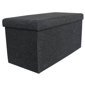 Collapsible Storage Ottoman by Wee's Beyond