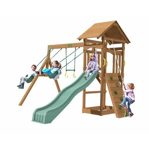 Raleigh Swing Set