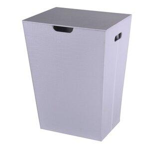 rectangular laundry hamper