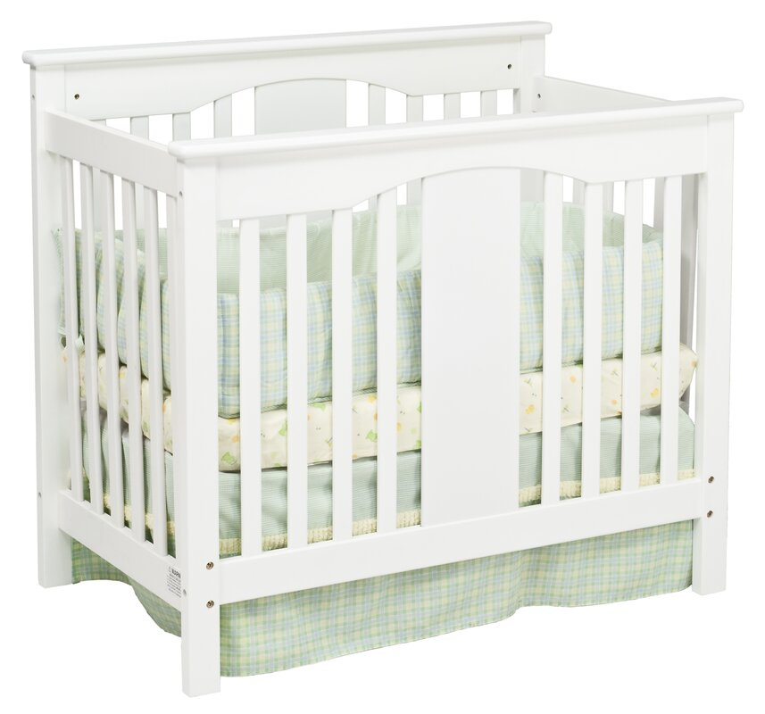 annabelle 2in1 convertible crib