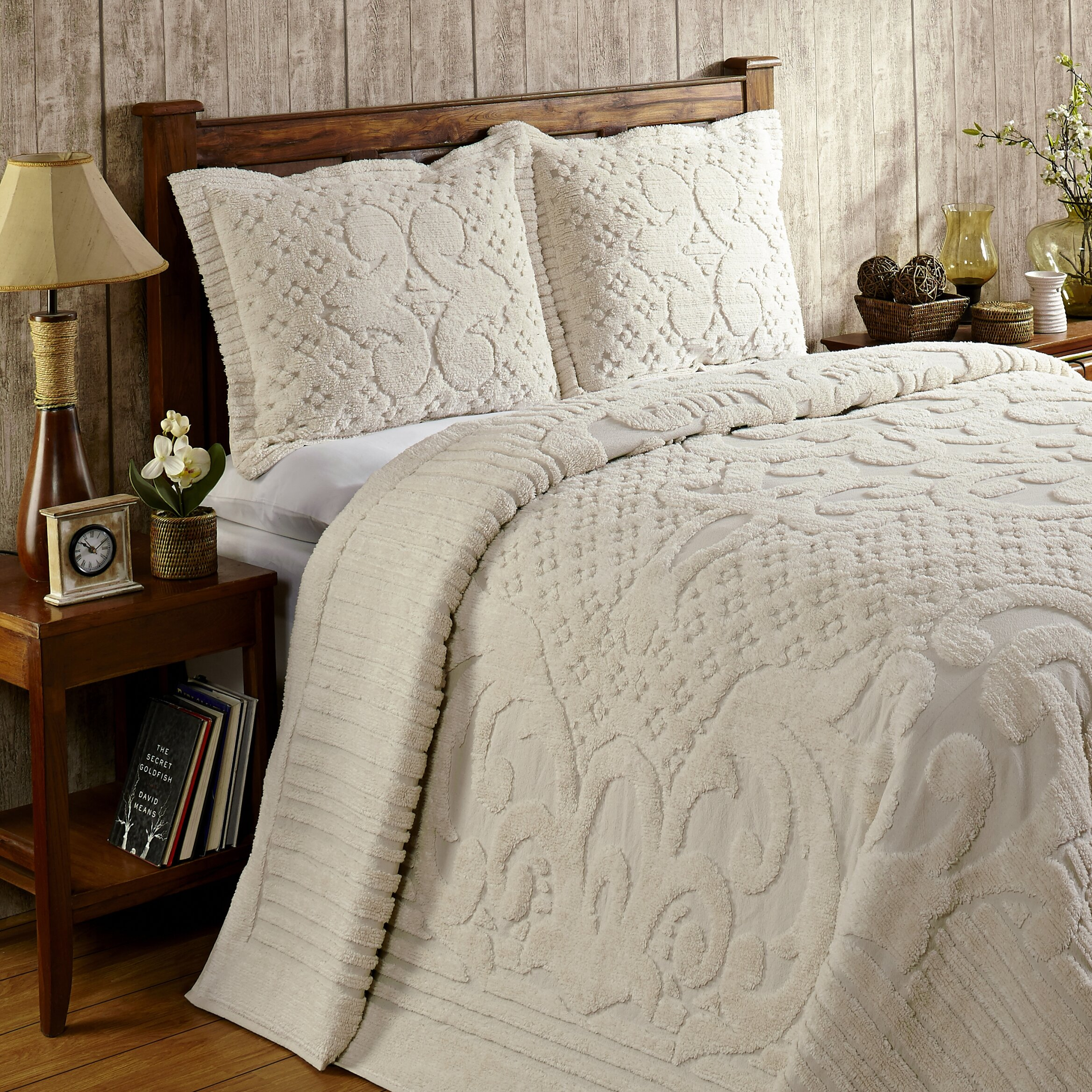 Alcott Hill Kirkwall Bedspread Amp Reviews Wayfair