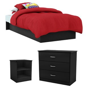 Superb Libra Twin Platform Configurable Bedroom Set