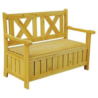 outdoor benches you 39 ll love wayfair. Black Bedroom Furniture Sets. Home Design Ideas