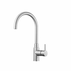 WS Bath Collections Professional Single Handle Deck Mounted Kitchen Faucet