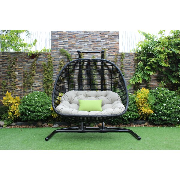 Backyard Bayou Union City Ca: Bayou Breeze Greenburgh Outdoor Swing Chair & Reviews