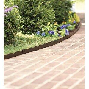 Bendable Steel Garden Edging by Plow & He..