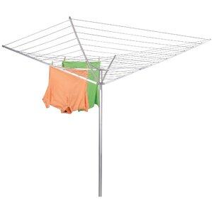 Outdoor Aluminum Top Umbrella Clothesline