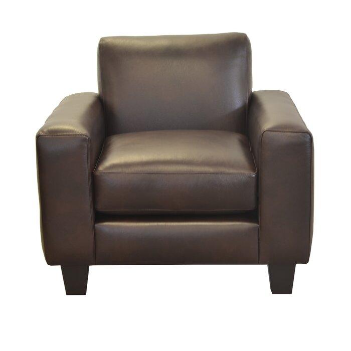 Remarkable Columbia Genuine Top Grain Leather Club Chair Spiritservingveterans Wood Chair Design Ideas Spiritservingveteransorg
