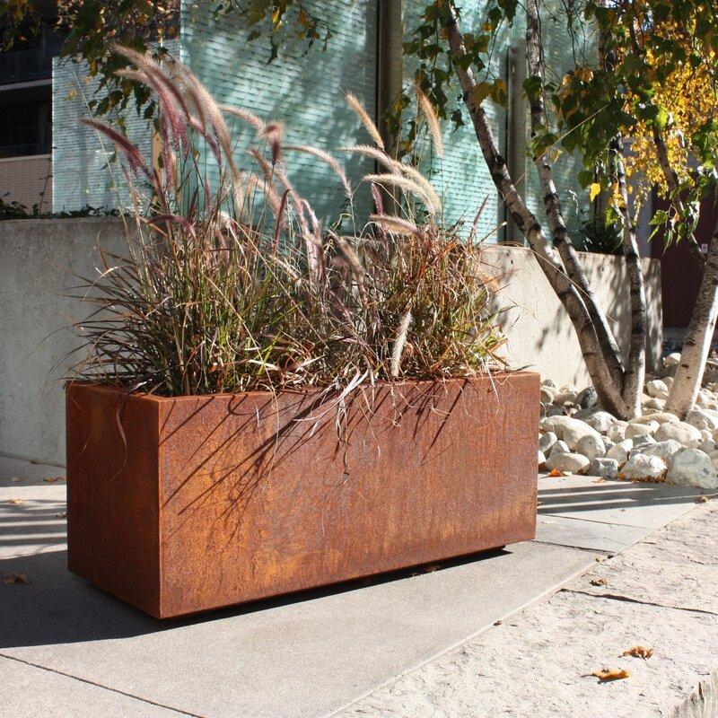 Wonderful Rectangular Planters You'll Love   Wayfair KW76