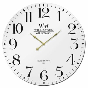 60cm MDF Classical Wall Clock