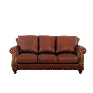 Charmant Randolph Leather Sofa